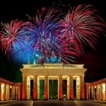 Silvester in der City