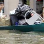 Hilfe für Flutopfer in Thailand