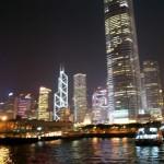 Silvester-Countdown auch in Hong Kong