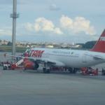 Neues TAM Airlines Bordmenü 2012 steht für Wellness