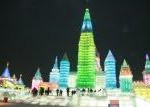 Eiskalte Kunst in Harbin