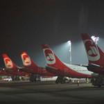 Airberlin erreicht Passagierrekord in 2011