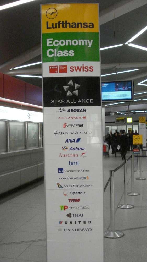 Lufthansa Gruppe 2011 mit Passagierrekord