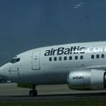 Air Baltic landet noch pünktlicher