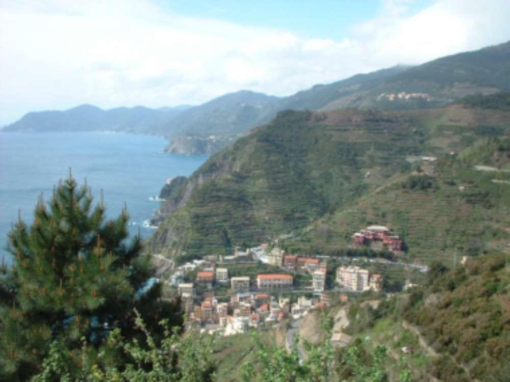 Begehbarkeit der Wanderwege und Orte der Cinque Terre
