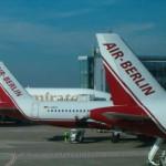 airberlin verbessert Auslastung im Januar