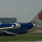 Air China bedient ab 2. Mai die Linie Shanghai-Chengdu-Mumbai