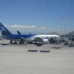 LAN Airlines führt ersten vollständig  betriebenen Satellitennavigationsflug  durch