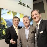 Mit sauberer Energie unabhängig in die Zukunft Südtirol präsentiert auf der ITB neue Projekte mit Weitblick