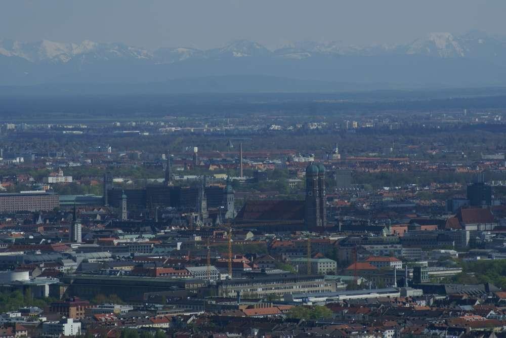 Sternegenuss über den Dächern von München