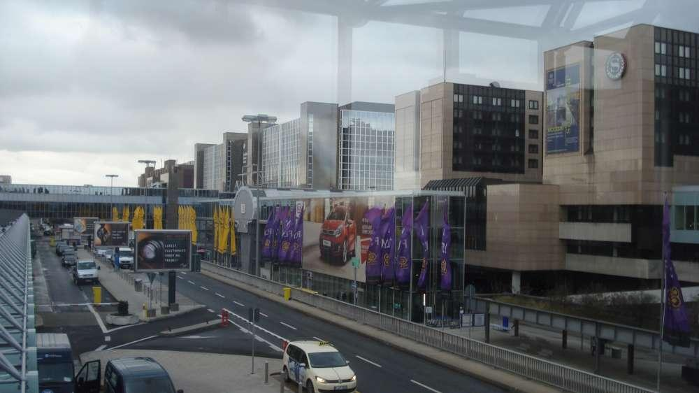 Sheraton Frankfurt Airport Hotel & Conference Center