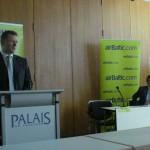 Air Baltic Aktionäre beschließen Prozess gegen ehemaligen CEO Bertolt Flick