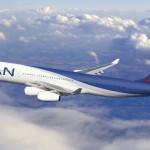 Frankfurt gehört zu den ersten Zielen der Boeing-787-Flotte von LAN Airlines
