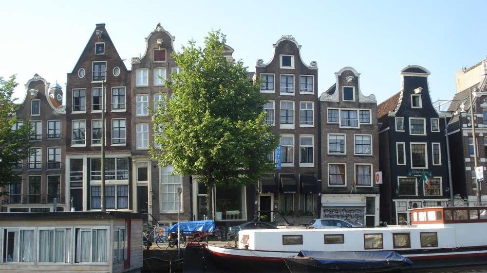 Albus-Hotel Amsterdam mit eigener App