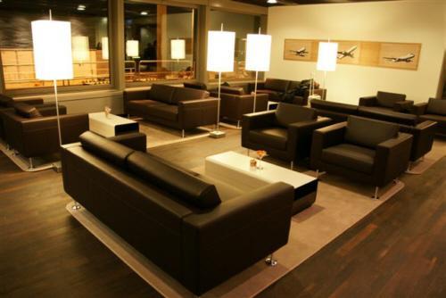 Swiss eröffnet neue Arrival Lounge in Zürich