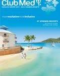 Die neuen Club Med Winterkataloge sind da