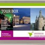 Die Großregion in einer Box  Neue Kulturreise-Box Rhein, Mosel, Saar und Maas erschienen