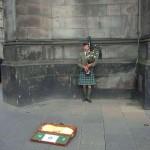 Es wird laut in Glasgow
