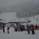 Vorfreude auf Schnee, Ski und Winterspaß