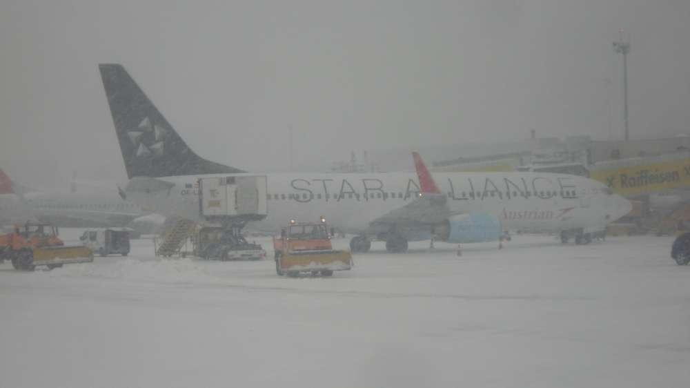 Lufthansa-Tochter: Austrian Airlines mit operativem Verlust im ersten Halbjahr 2012