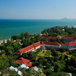 Centara Grand Beach Resort Hua Hin wird Mitglied bei Leading Hotels of the World