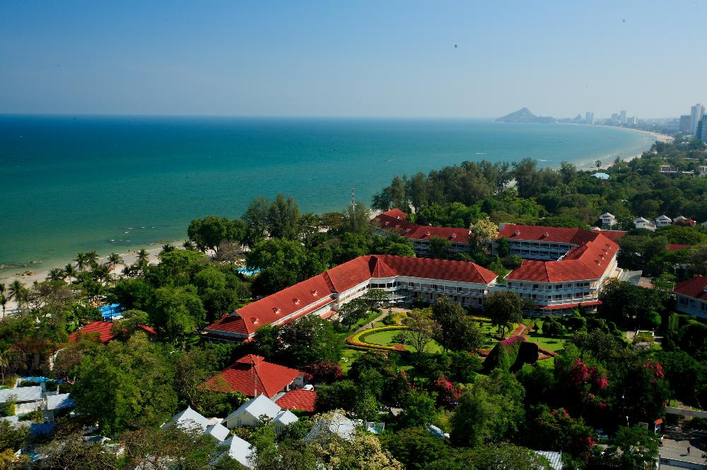 Centara Grand Beach Resort Hua Hin wird Mitglied bei Leading Hotels of the World