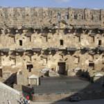 Urlaub vor antiker Kulisse