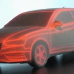 Düsseldorf: Bühne frei für den neuen Audi A3