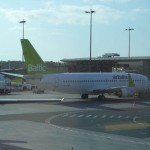 Air Baltic in der Gewinnzone