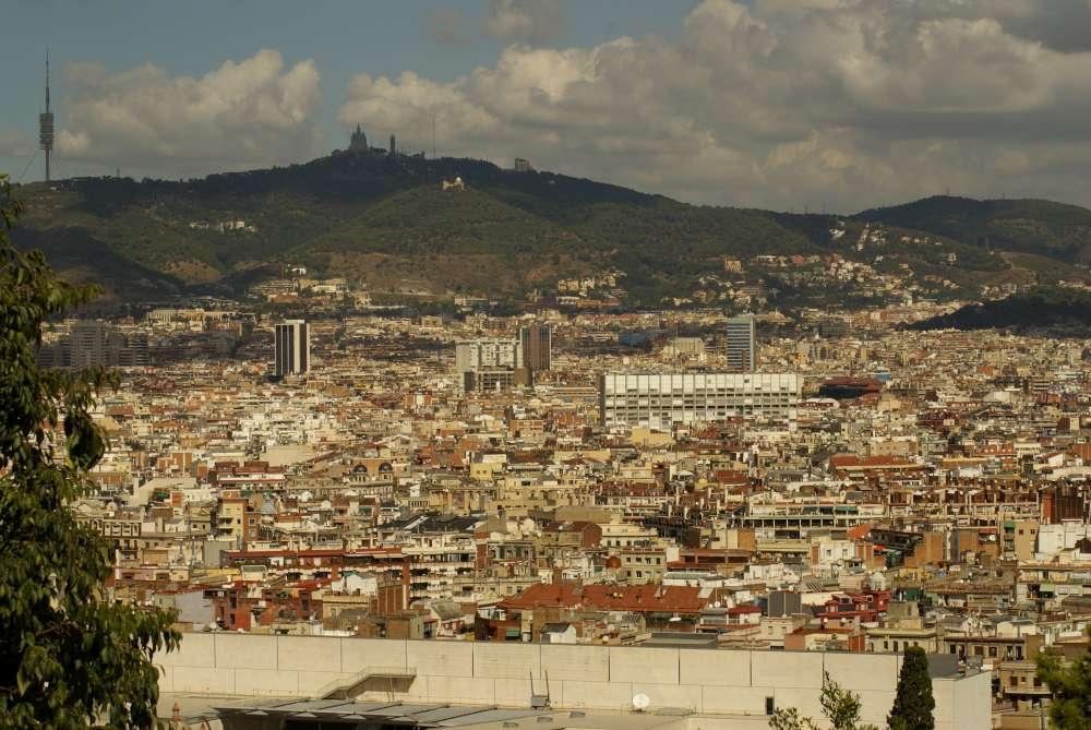 KATALONIEN: Barcelona by night
