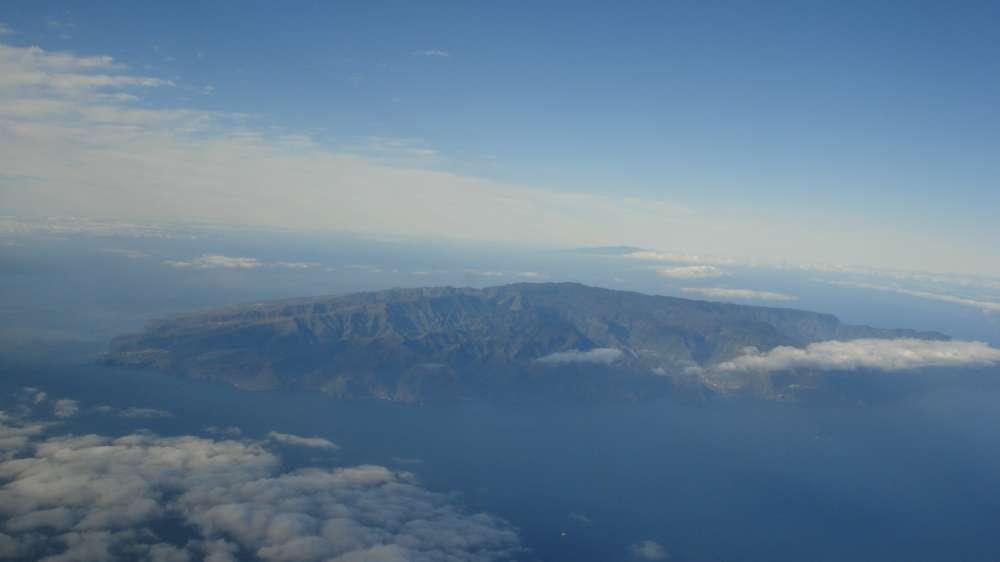 Bis zum Kraterrand des Teide wandern