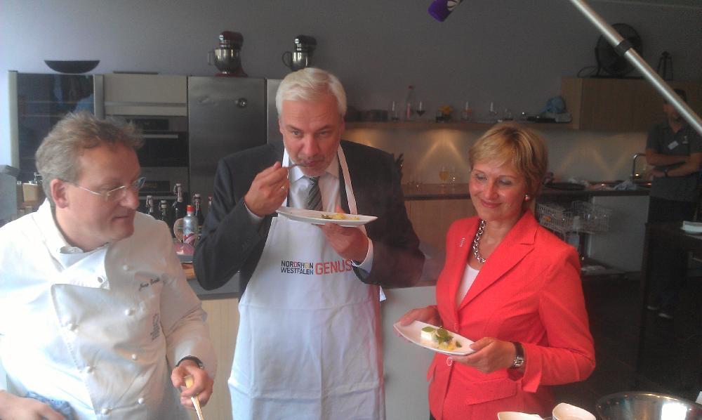 So schmeckt Nordrhein-Westfalen: Tourismus NRW e.V. geht mit zwei neuen Kulinarik-Portalen an den Start