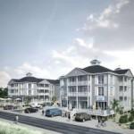 Hotel war gestern: Erstes Beach Motel in St. Peter-Ording eröffnet im März 2013