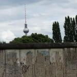 Touristen in Berlin herzlich willkommen