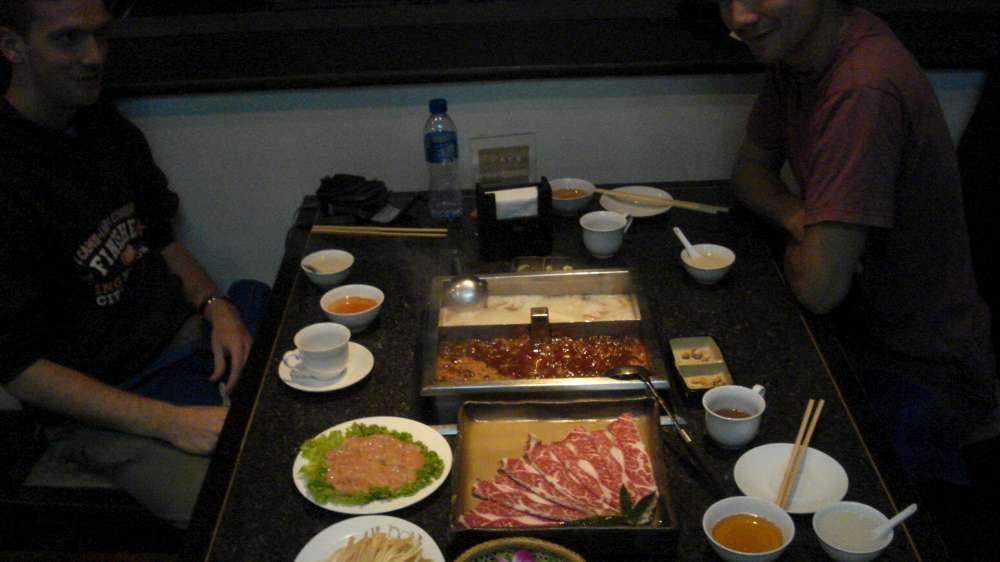 Hot Pot statt Fondue – Silvester in China feiern