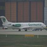 Germania fliegt im Sommer 2013 von Bremen nach Moskau und an die Côte d'Azur