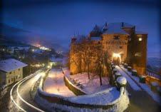 Weihnachtszeit in Schenna