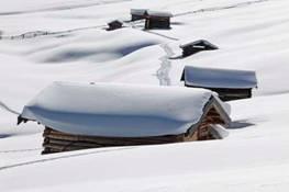 Wintersport abseits vom Trubel mit intensivem Naturerlebnis und viel Kultur