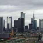 Frankfurt: Über den Dächern der Stadt