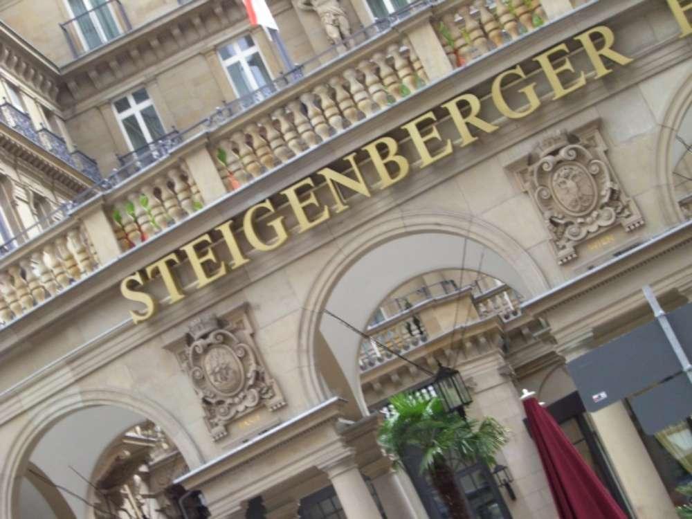 Sterne für Steigenberger-Restaurants in Frankfurt, Stuttgart und Hamburg