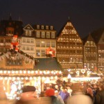 Frankfurter Weihnachtsmarkt – Römerberg, Paulsplatz und Mainkai