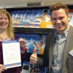 Weiterbildung lohnt sich  – Preis der alltours Akademie geht an ein Reisebüro in Münster