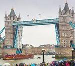 Mit dem Nachwuchs nach London