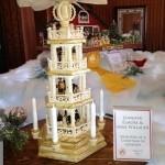 Weihnachtliches North Carolina: Lebkuchenkunst und Barock im Festtagskleid