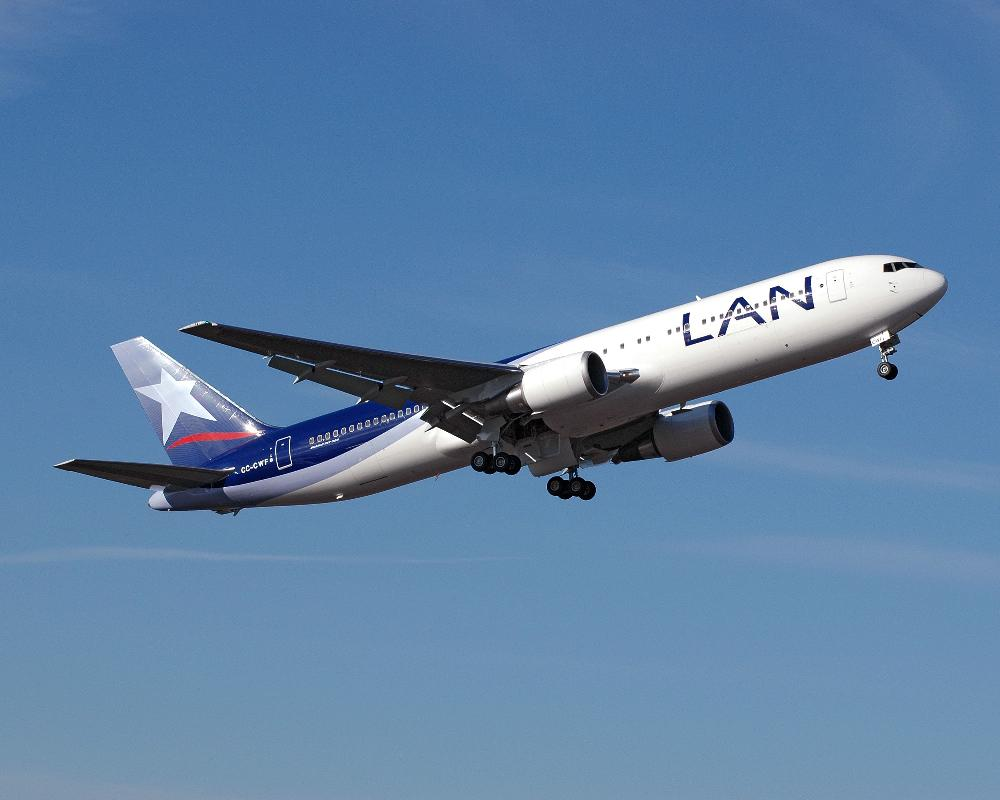 LAN Airlines setzt den Betrieb der drei Boeing 787 vorübergehend aus