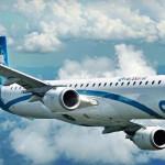 Air Dolomiti setzt neuen Embraer 195 auf der Strecke Florenz – München ein