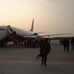 betrifft: Das Ende der Billigflüge?