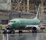 First Boeing Next-Generation 737-700ER Rolls Out of Factory