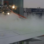 PortGround: Winter-Marathon verdoppelt Anzahl der Flugzeug-Enteisungen
