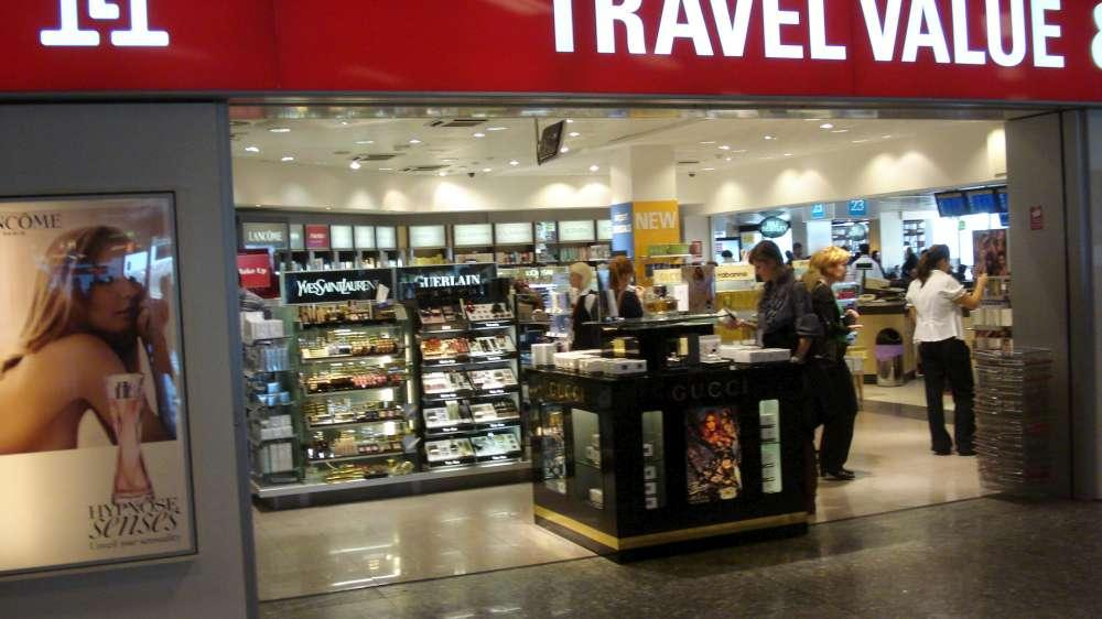 Neu am Frankfurter Flughafen: Shopping per Smartphone